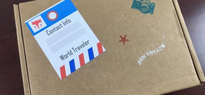 June 2015 Bramble Box Review & 30% Off Coupon!