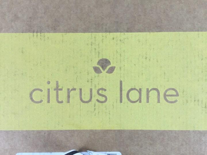 citrus lane 18 months old review june 2015 box