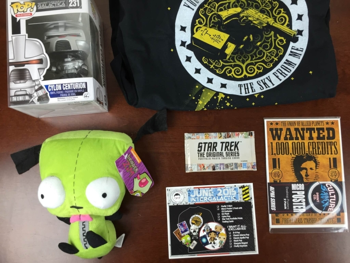 collectible geek june 2015 review