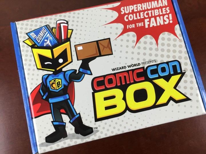 comiccon box review
