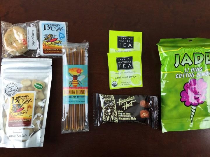 hawaii snack box review june 2015