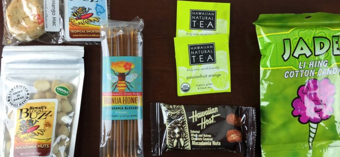 Hawaii Snack Box Subscription Box Review & Coupon Code – June 2015