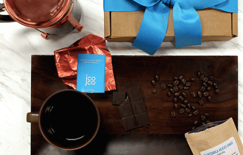 Bean Box Father's Day Coffee + Chocolate Box Available!