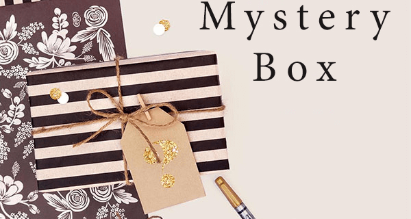 Back Again – Today Only! Prize Candle Mystery Box + $10 Coupon