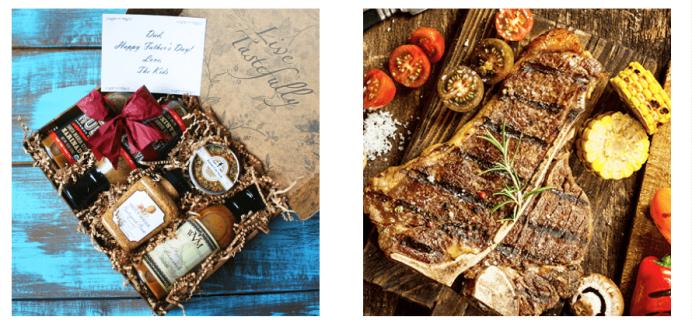Buy Gourmet Taste Trunk, Get BBQ Box Free!