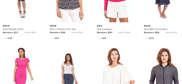 Le Tote Clothing Rental Subscription – First Month Half Off ($25!)