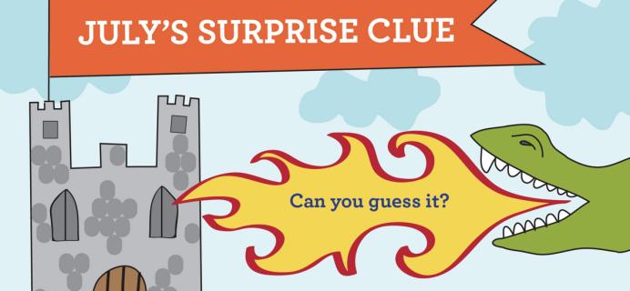 July 2015 Surprise Ride Coupon + Spoiler