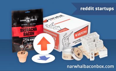 Narwhal Bacon Box July 2015 Spoilers & Coupons