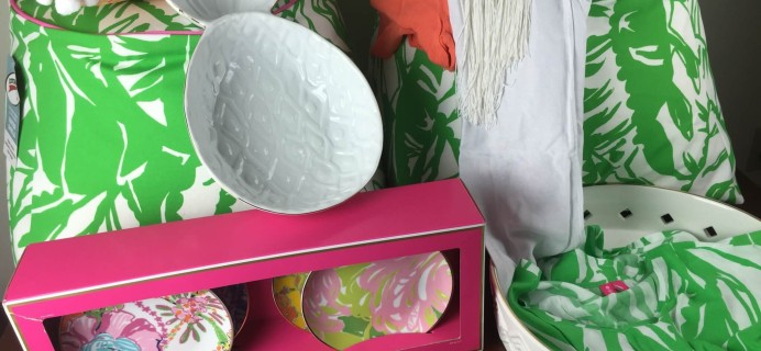 Lily Pulitzer for Target Haul + Pineapple Bowl Giveaway