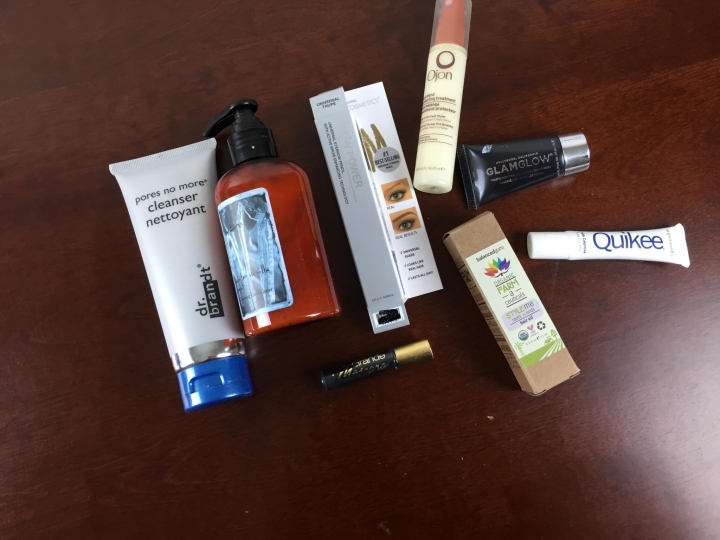 new beauty test tube july 2015 review