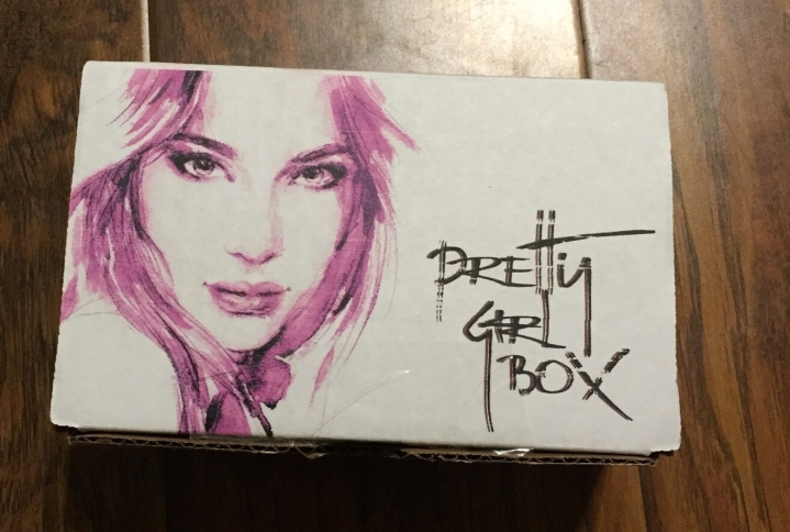 pretty girl box