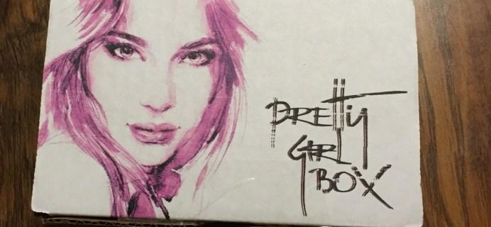 Pretty Girl Box Subscription Box Review – May 2015