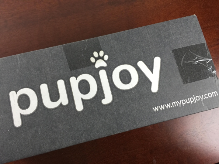 pupjoy box june 2015 box