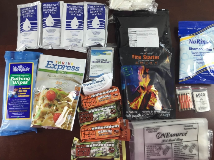 sere box welcome kit review june 2015 review