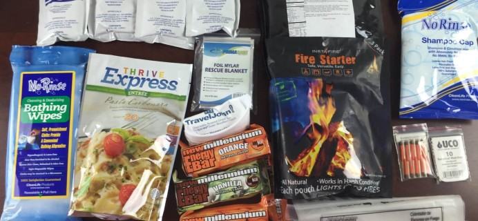 S.E.R.E Box Survival, Gear, and Prepper Subscription Box Review & Coupon