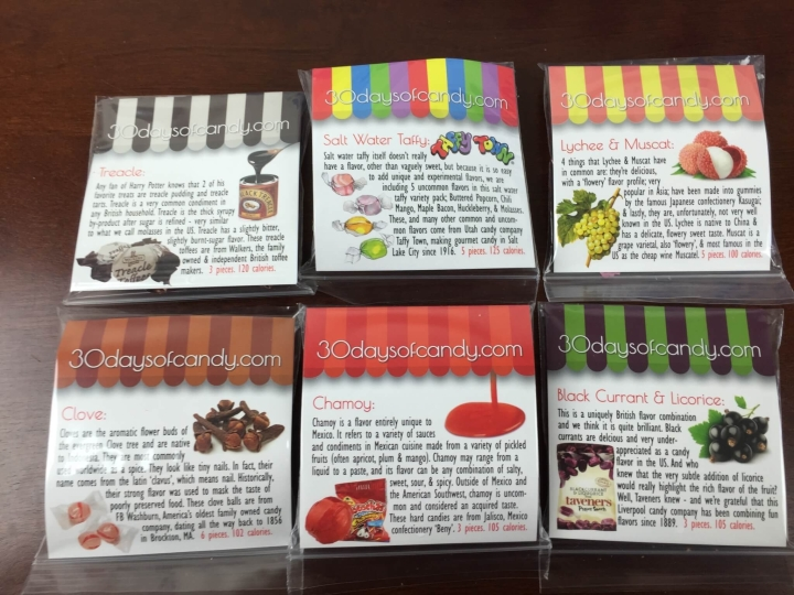 30 days of candy from durian to treacle july 2015 IMG_6266