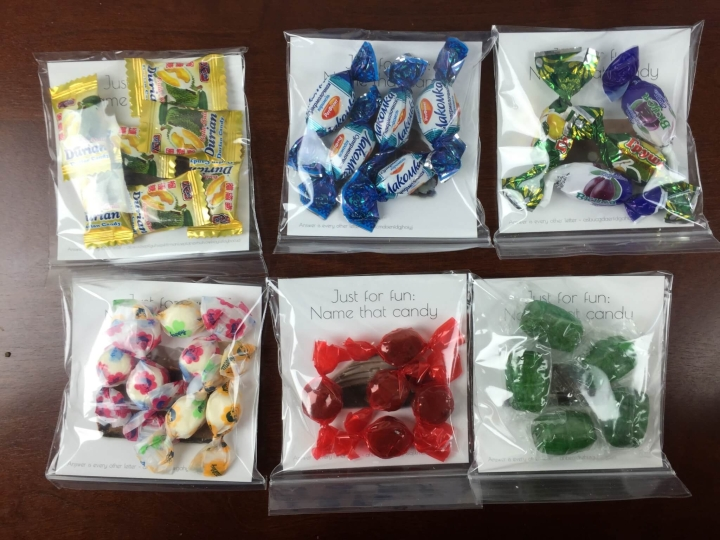 30 days of candy from durian to treacle july 2015 IMG_6271