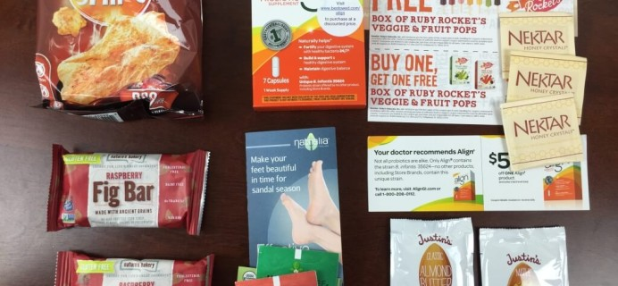 July 2015 Bestowed Subscription Box Review + Coupon + Giveaway