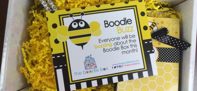 August 2015 Boodle Box One + Two Subscription Box Review – Girl, Teen, & Tween Subscription Box