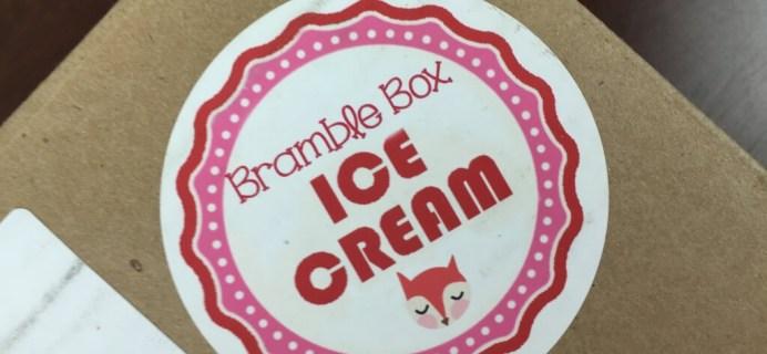 Bramble Box Review + Coupon Code – July 2015