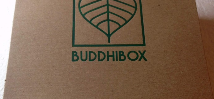 BuddhiBox Yoga Subscription Box Review + Coupon – June 2015