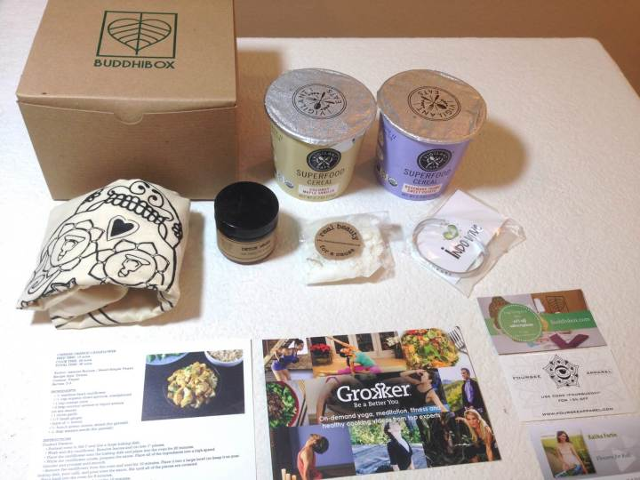 buddhibox june 2015 review