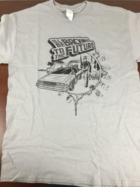 collectible geek july 2015 shirt
