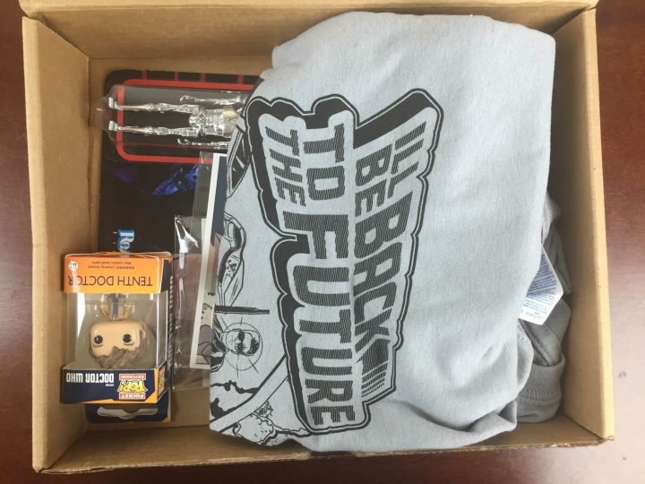 collectible geek july 2015 unboxing