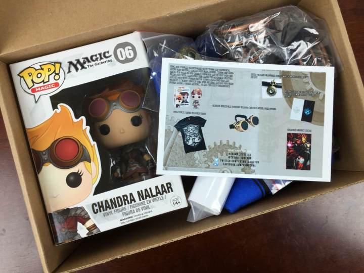 cosmo cube july 2015 unboxing