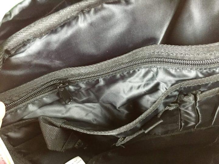 honest company backpacks review inner two