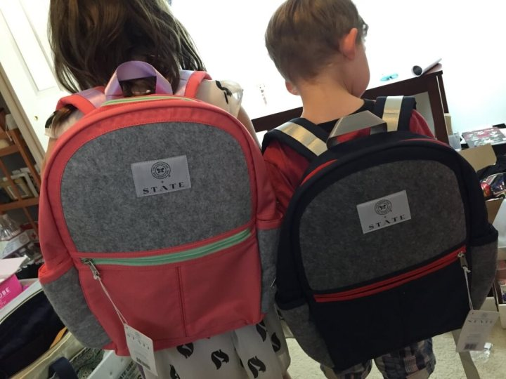 honest company backpacks review wearing