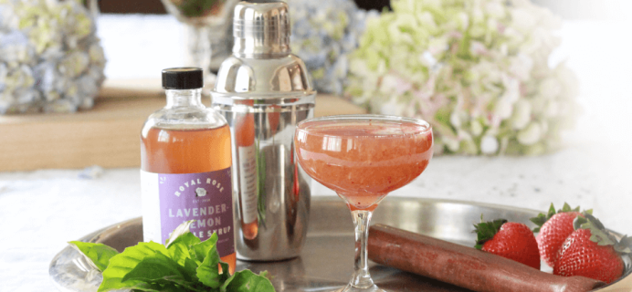July 2015 Hamptons Lane Available – Gatsby Cocktail Party Box + $10 Coupon!