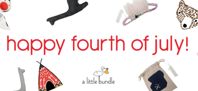 Extended: A Little Bundle Fourth of July Coupon – Save 25% On Your Subscription!