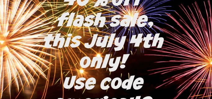 Fourth of July Baby Bump Bundle Coupon – Save 40% on Any Bundle!