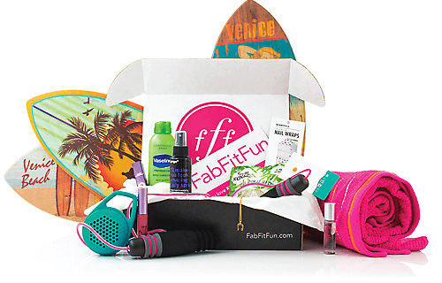 FabFitFun VIP Box + Bonus Items Deal on RueLaLa