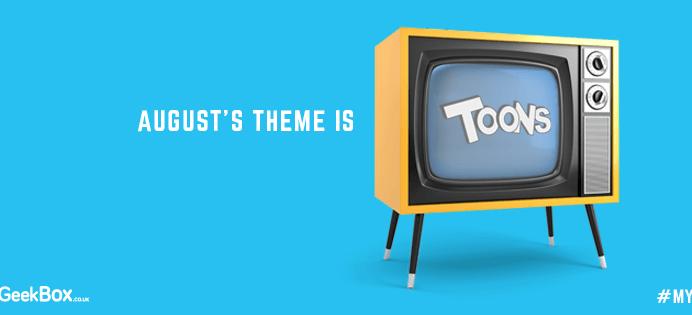 My Geek Box August 2015 Theme Spoilers