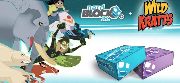 August 2015 Nerd Block Jr. Spoilers & Coupon