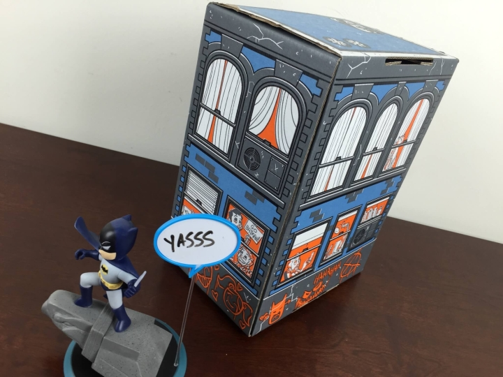 loot crate july 2015 inside out box