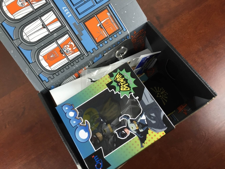 loot crate july 2015 unboxing