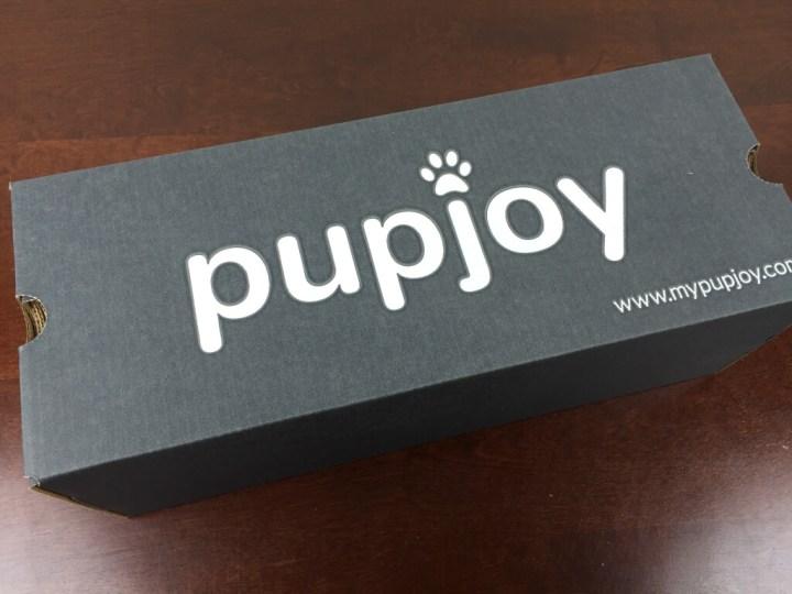 pupjoy july 2015 box