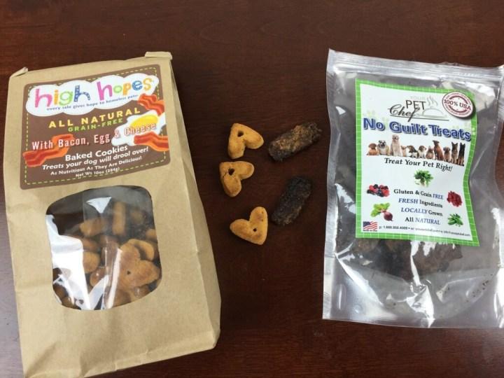 pupjoy july 2015 snacks