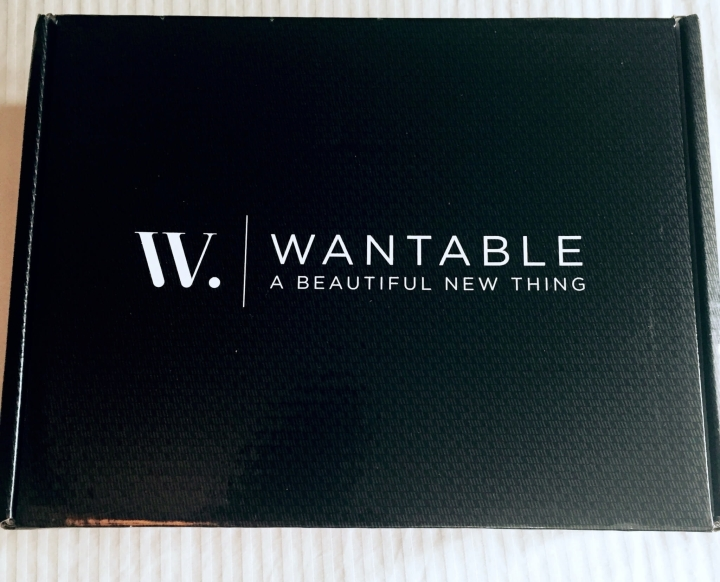 wantable fitness edit july 2015 box