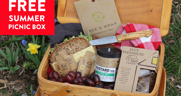 Hamptons Lane – Free Summer Picnic Box with Subscription! Two Days Only!