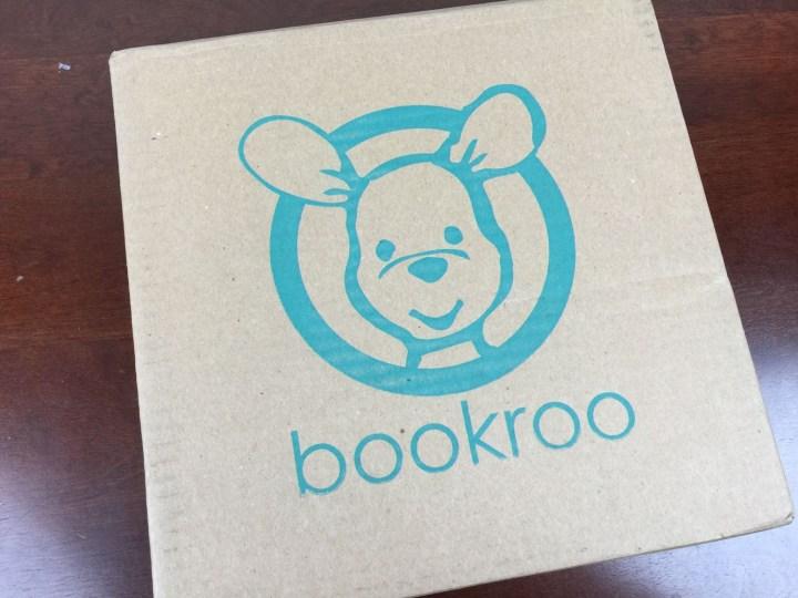 bookroo august 2015 box