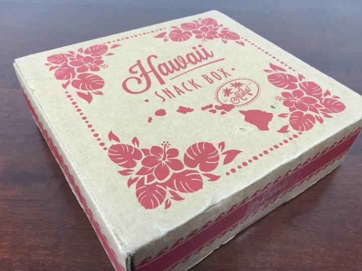 hawaii snack box august 2015 box