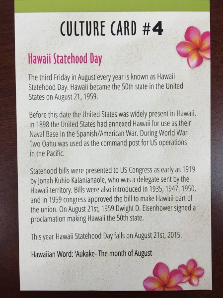 hawaii snack box august 2015 culture