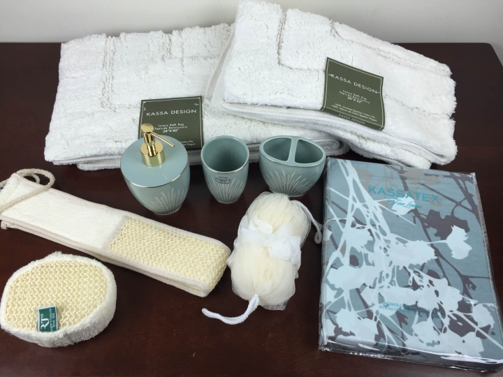 linen crate august 2015 review