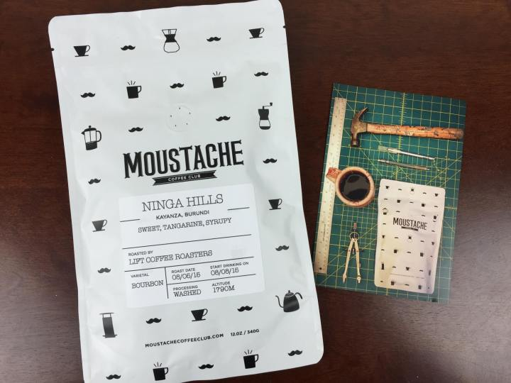 moustache coffee lift ninga august 2015 review