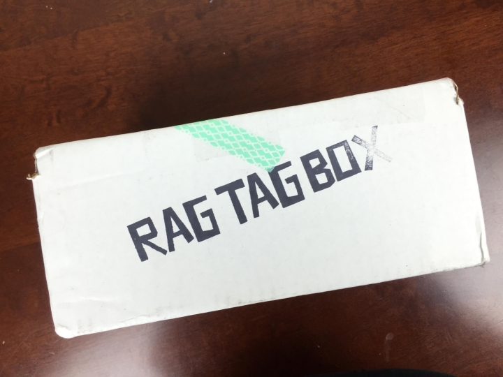 ragtag box review august 2015 box