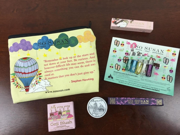 so susan august 2015 review